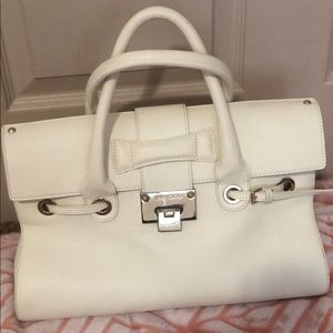Authentic JIMMY CHOO Tote Handbag